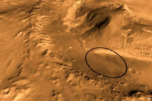 मंगल की मिट्टी में छिपा हो सकता है सूक्ष्म जीवों का संसार