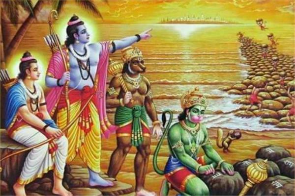 जब हनुमान जी को देखकर घबरा गए श्रीराम