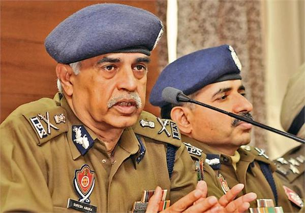 पुलिस स्टेशनों की हदबंदी में परिवर्तन शीघ्र : डी.जी.पी.