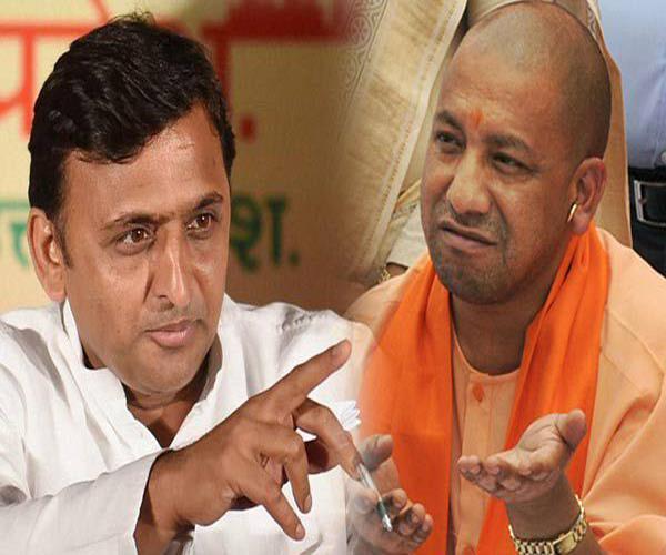CM योगी के इस बयान पर भड़के अखिलेश, कहा- समाजवादियों से मांगें माफी