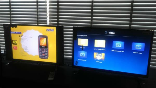 भारत में Detel ने लांच किया स्मार्ट टीवी, जानें कीमत