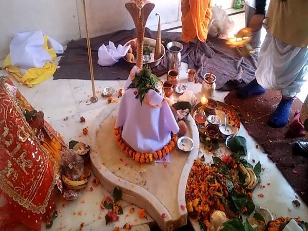 श्री नैना देवी में शिवरात्रि महोत्सव बड़ी धूमधाम से मनाया