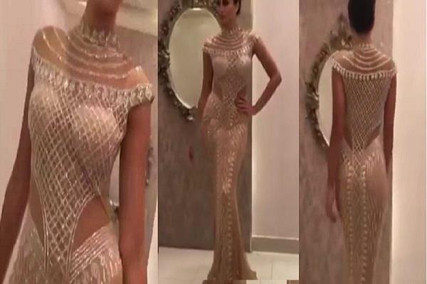 mukesh ambani daughter wore mostly costly dress