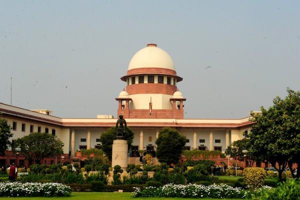 भूमि अधिग्रहण के आदेशों को लेकर विवादः SC ने संविधान पीठ गठित की