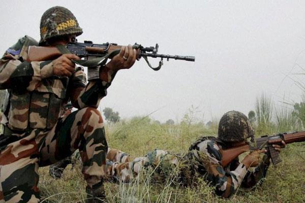 कश्मीर में घुसपैठ की कोशिश नाकाम