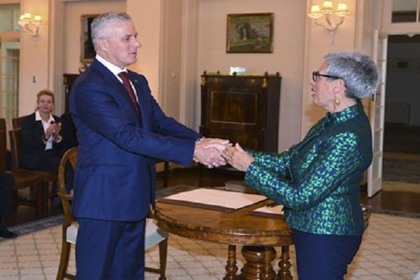 ऑस्ट्रेलिया के नए उप प्रधानमंत्री ने संभाला अपना पदभार