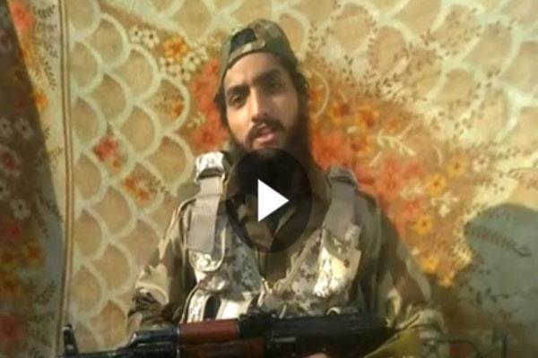 आतंकियों का नया वीडियो जारी, अफजल गुरू की मौत का बदला लेने की कही बात