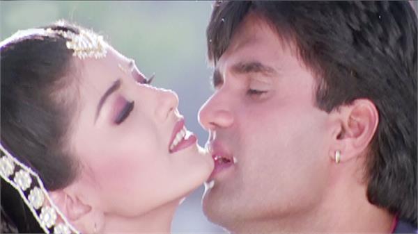 sunil shetty sunali bedre love story