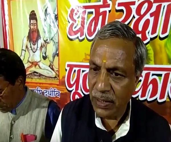 विहिप नेता सुरेंद्र जैन का विवादित बयान, कहा- मुस्लिमों के डर से पर्दा करती हैं हिंदू महिलाएं