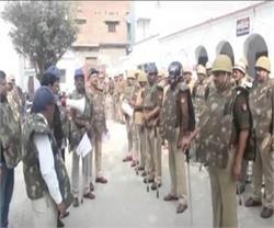 होली से पहले DM-SP ने कराया दंगा नियंत्रण का अभ्यास, लगाई जाएगी अपराधियों पर लगाम