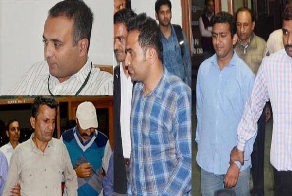 लॉकअप हत्याकांड: 23 फरवरी तक न्यायिक हिरासत में IG जैदी सहित 9 पुलिस कर्मी
