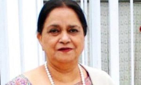 पाक में मुस्लिम महिला सांसद ने पहना भारतीय पहनावा, मच गया बवाल