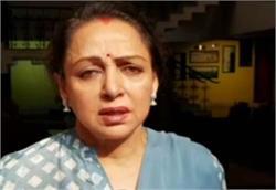 श्रीदेवी के निधन पर हेमा मालिनी ने किया दुख व्यक्त