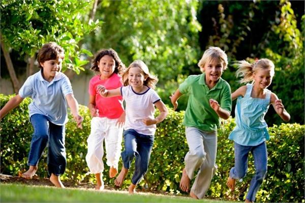 फिट बच्चों के युवावस्था में भी स्वस्थ होते हैं फेफड़े