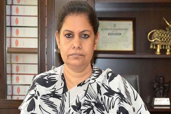 PMO के आदेश को सीएम ने किया स्वीकार, राजबाला वर्मा को उनके पद से हटाया