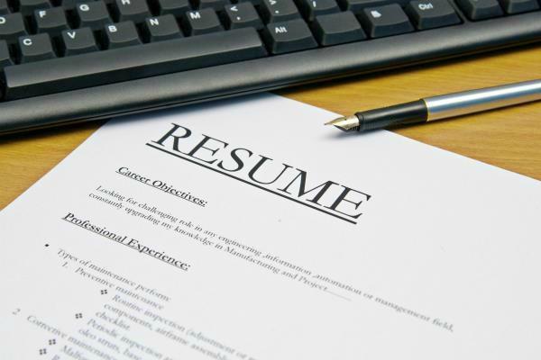 जल्द नौकरी पाने के लिए Resume में जरुर लिखें ये बातें