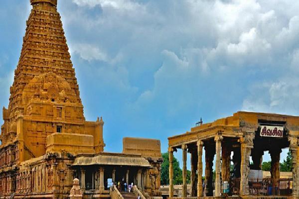 ग्रेनाइट से बना है भगवान शंकर का यह मंदिर, देखें तस्वीरें