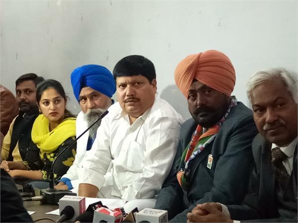 मनजीत सिंह तृणमूल कांग्रेस की पंजाब इकाई के कनवीनर नियुक्त