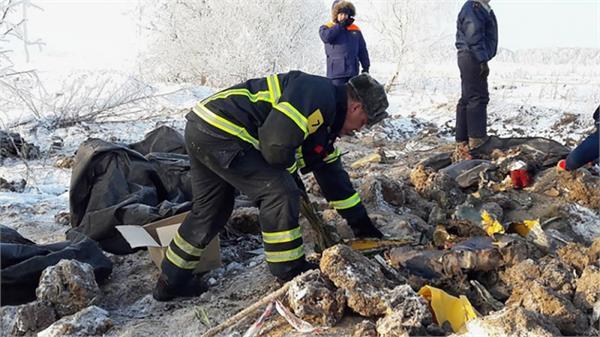 सामने आई रूसी विमान दुर्घटना की वजह