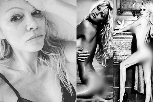 pamela anderson honeymoon special moments leaked online