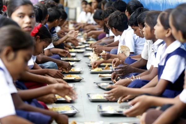 यदि सरकार दे तो मिड-डे मील में मोटे अनाज शामिल करने को तैयारः अक्षयपात्र