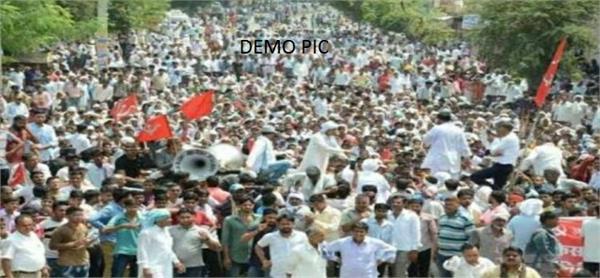 देश की राजधानी दिल्ली में 62 किसान संगठन 23 फरवरी को होंगे एकजुट