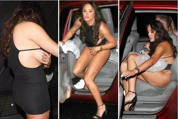 charlotte crosby oops moments