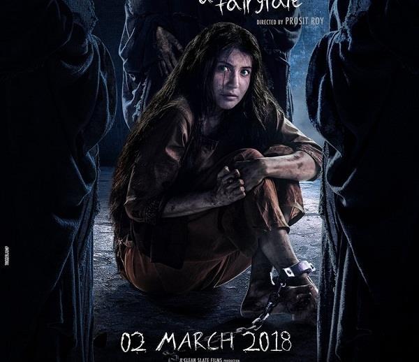 anuskha sharma film pari new poster and trailer release date
