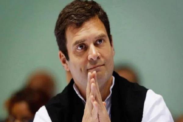 PM मोदी ने राफेल डील या रोजगार पर एक शब्द नहीं बोला: राहुल