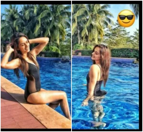 manushi chhillar bikini pictures