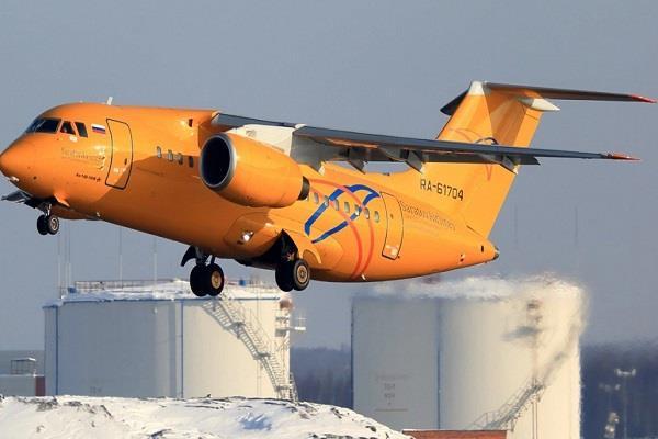 रूसी विमान मास्को के पास क्रैश, 71 की मौत
