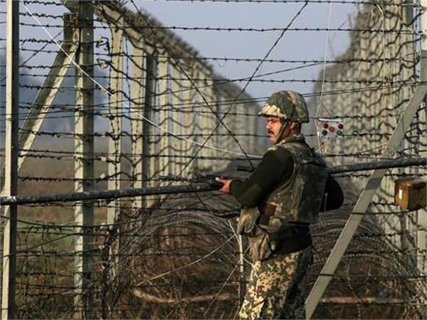 नौशहरा में पाकिस्तान ने किया संघर्ष विराम उल्लंघन, दाग रहा है गोले