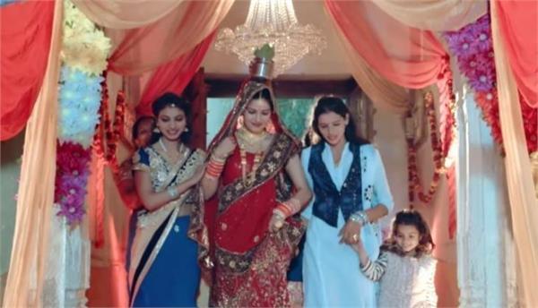 sapna chaudhary turns bride for haryanvi romantic song mera chand