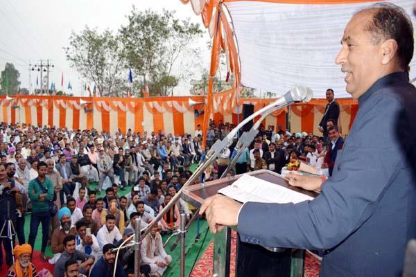 मुख्यमंत्री के PWD को आदेश, इस अवधि में पूरा करो नालागढ़-स्वारघाट NH का काम
