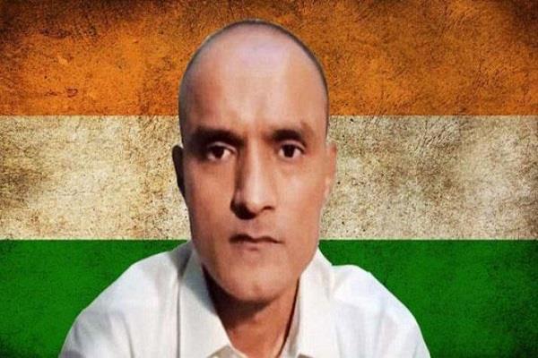 पाक का भारत पर आरोप, कहा- नहीं दे रहा जाधव से जुड़ी जानकारी