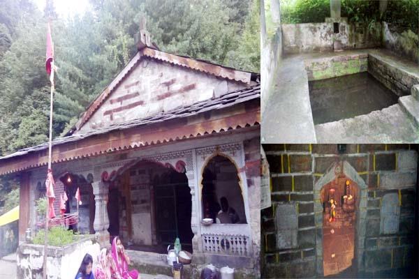 यहां हर पत्थर, तालाब व मंदिर का आपस में है गहरा नाता