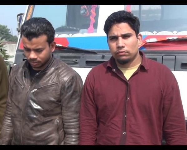 भैंस चुराने वाले दो चोर गिरफ्तार, दर्जनभर मामलों का खुलासा