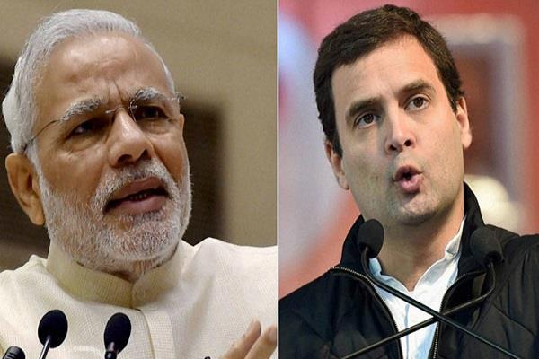 मोदी गुरुवार को पहुंचेंगे त्रिपुरा, राहुल का भी चुुनावी दौरा