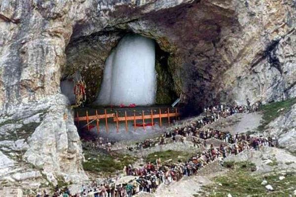 वार्षिक अमरनाथ यात्रा के लिए 1 मार्च से शुरू होगा पंजीकरण