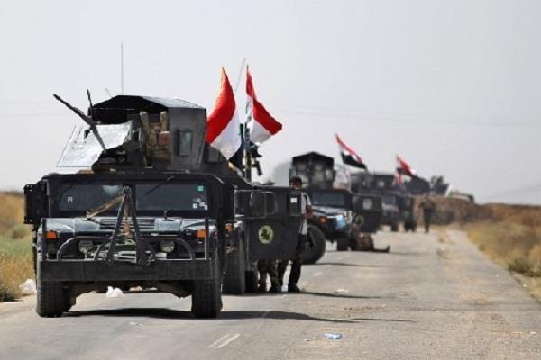 आईएस ने सरकार समर्थक 27 इराकी लड़ाकों को मार गिराया