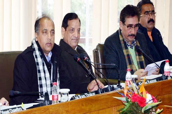 CM जयराम बोले-गुणवत्ता से समझौता व परियोजना में देरी सहन नहीं करेगी सरकार
