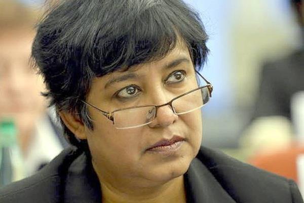 महिलाओं के लिए सुरक्षित नहीं है कोई जगह: तसलीमा