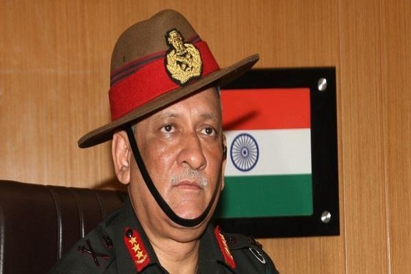 भारत और चीन की सेनाएं वार्षिक अभ्यास बहाल करेंगी: सेना प्रमुख