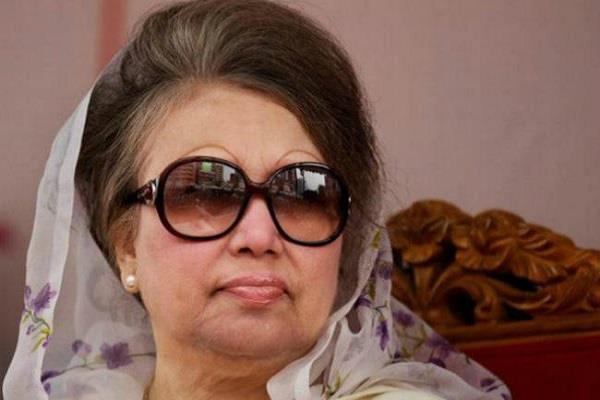 बांग्लादेश की पूर्व प्रधानमंत्री खालिदा को मिली जमानत