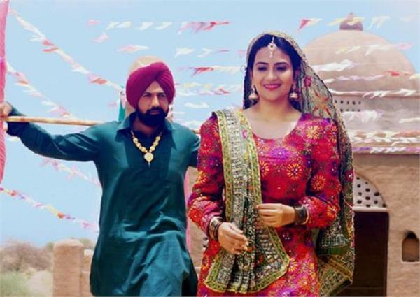 punjabi film new song released