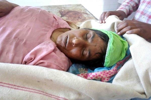 नशेड़ी पति की करतूत, पत्नी ने शराब पीने से रोका तो कर दी निर्मम हत्या