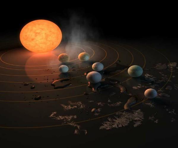 15 नए ग्रहों की खोज, एक पर हो सकता है पानी
