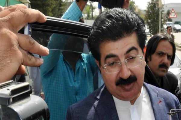 बलूचिस्तान के सादिक संजरानी बने पाकिस्तान के सीनेट सभापति