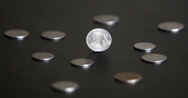 रुपए में 22 पैसे की तेजी, 64.95 पर खुला