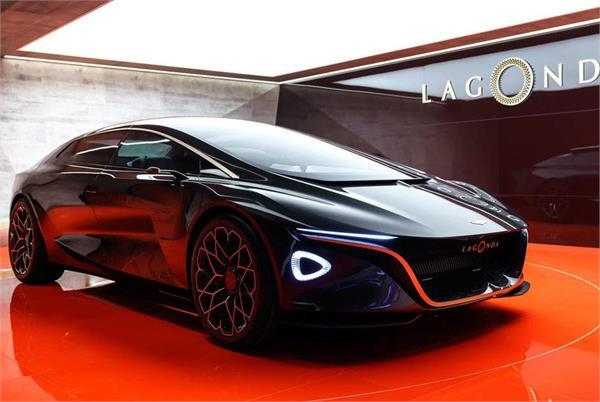 Geneva Motor Show 2018: एक चार्ज में दिल्ली से ऊधमपुर तक पहुंच जाएगी Aston Martin Lagonda